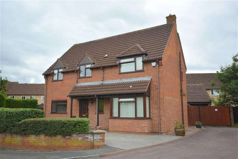 4 Bedrooms Detached House for sale in Miller Dyke, Quedgeley