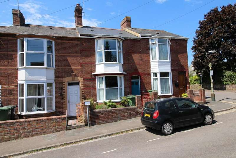 2 Bedrooms Terraced House for sale in 2 Weirfield Road