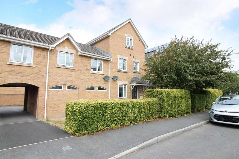4 Bedrooms Town House for sale in Tydeman Road, Portishead