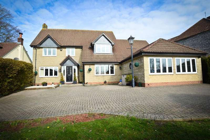 5 Bedrooms Detached House for sale in High Street, Wick, Bristol, BS30 5QQ