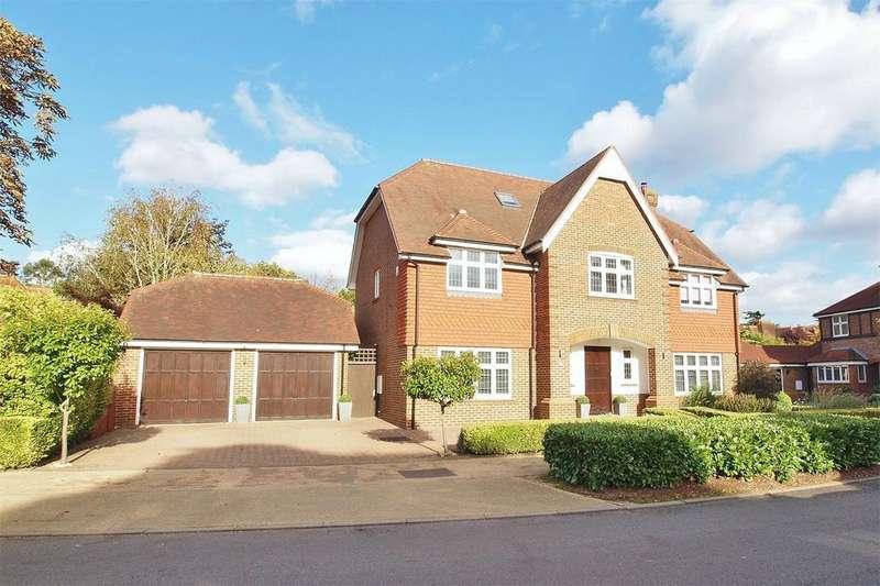 6 Bedrooms Detached House for sale in Bucknall Way, Langley Park, Beckenham