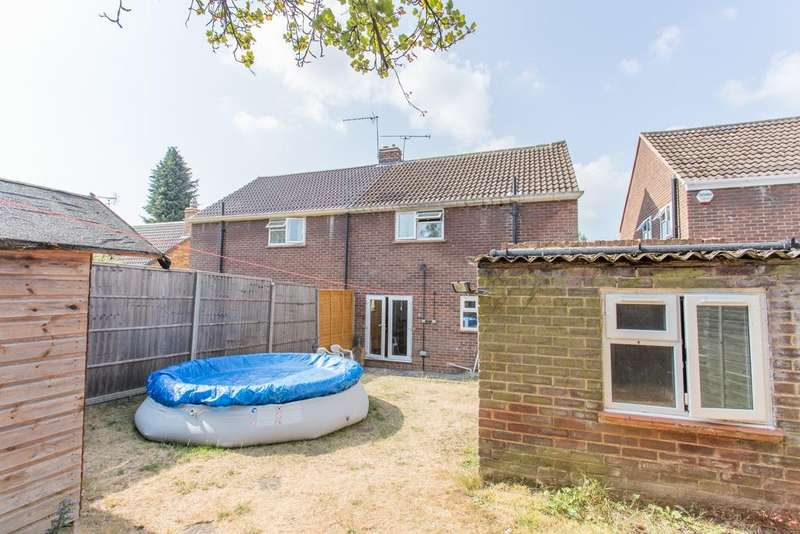3 Bedrooms Semi Detached House for sale in Ascot, Berkshire, SL5 8HR