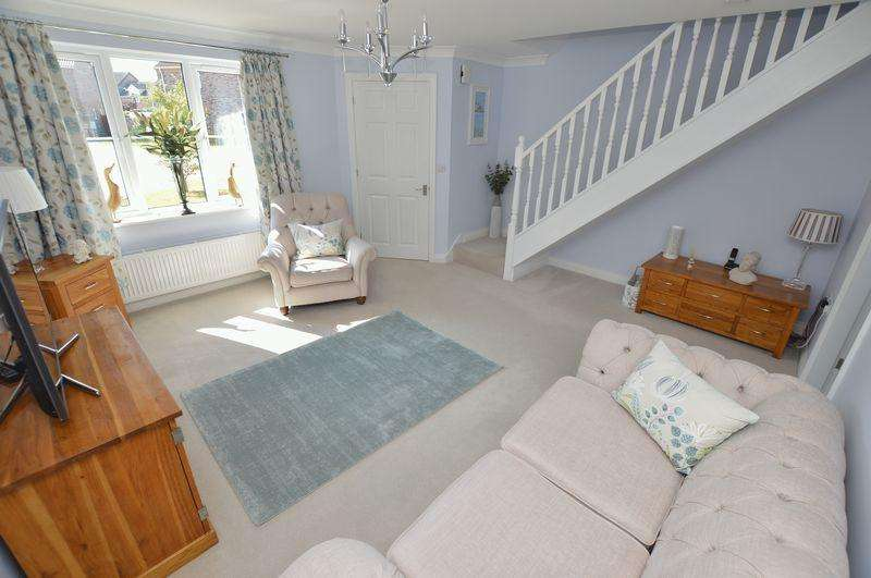 3 Bedrooms Detached House for sale in 4 Horseshoe Close, Tattershall