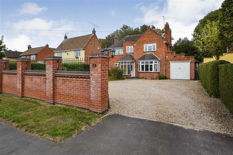 3 Bedrooms Detached House for sale in Desford