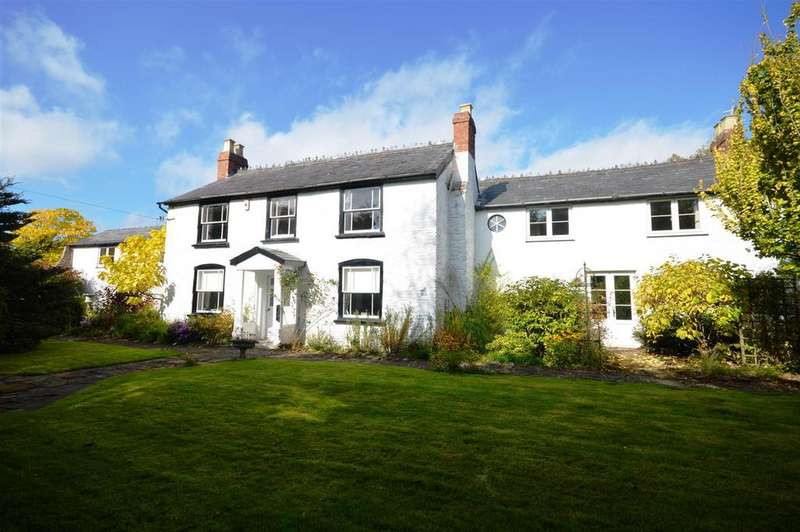6 Bedrooms Country House Character Property for sale in Docklow, Leominster