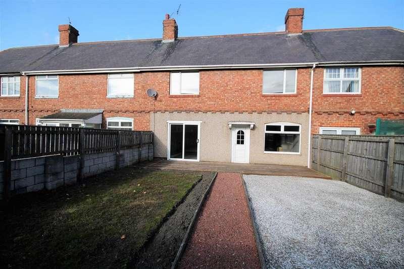3 Bedrooms Terraced House for sale in Northside Buildings Trimdon Grange, Trimdon Station