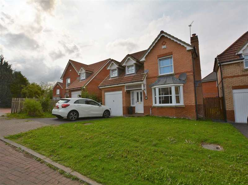 4 Bedrooms Detached House for sale in Lilac Wynd, Cambuslang