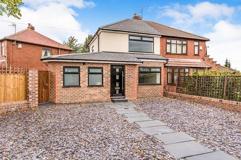 3 Bedrooms Semi Detached House for sale in Kent Road, Denton, Manchester, M34