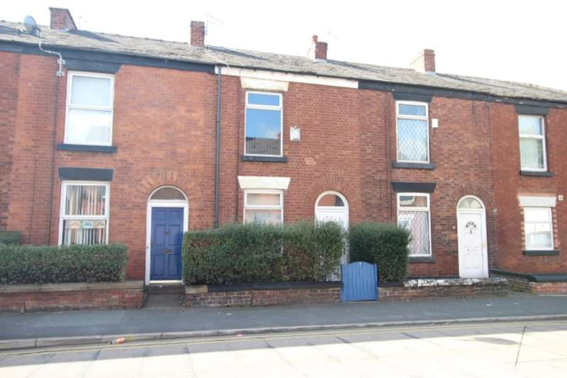 2 Bedrooms Terraced House for sale in Two Trees Lane, Denton, Manchester, M34