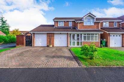 4 Bedrooms Detached House for sale in Elmwood Avenue, Essington, Wolverhampton, South Staffordshire