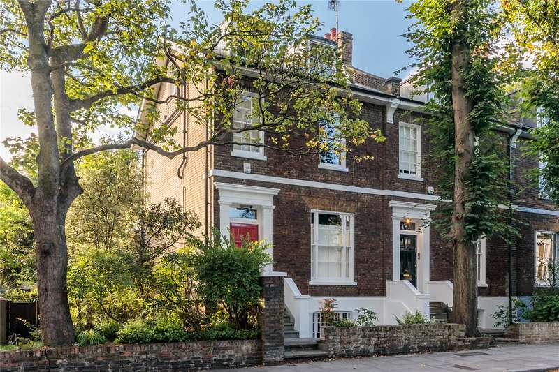 5 Bedrooms House for sale in Canonbury Park North, Canonbury, N1