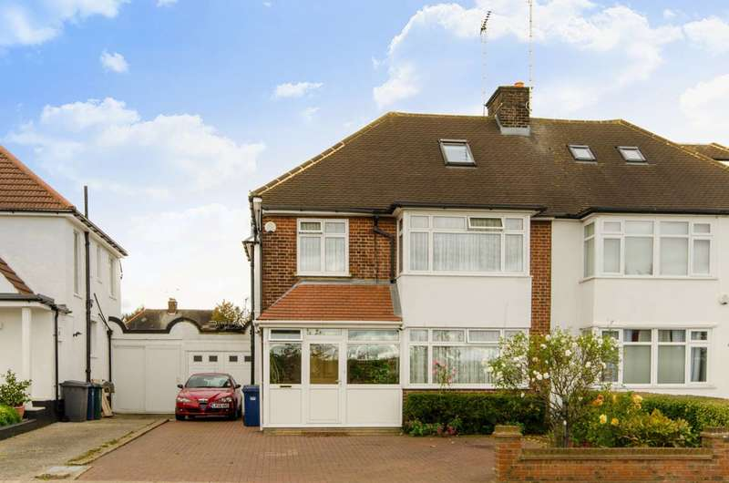 4 Bedrooms House for sale in Summers Lane, North Finchley, N12