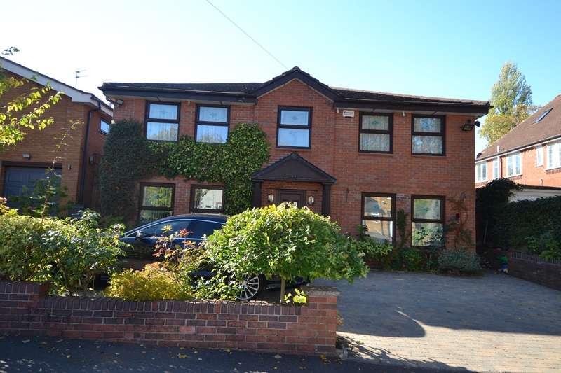 6 Bedrooms Detached House for sale in Moorcroft Road, Moseley, Birmingham, B13