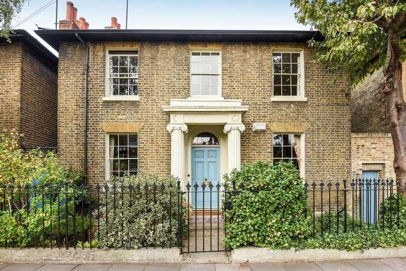 4 Bedrooms Detached House for sale in Egerton Drive London SE10
