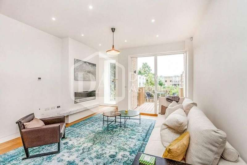 4 Bedrooms Semi Detached House for sale in Melody Lane, Highbury, N5