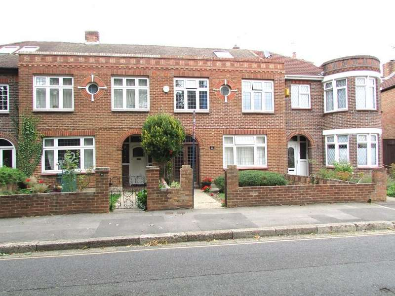 4 Bedrooms Terraced House for sale in Military Road, Hilsea, Portsmouth