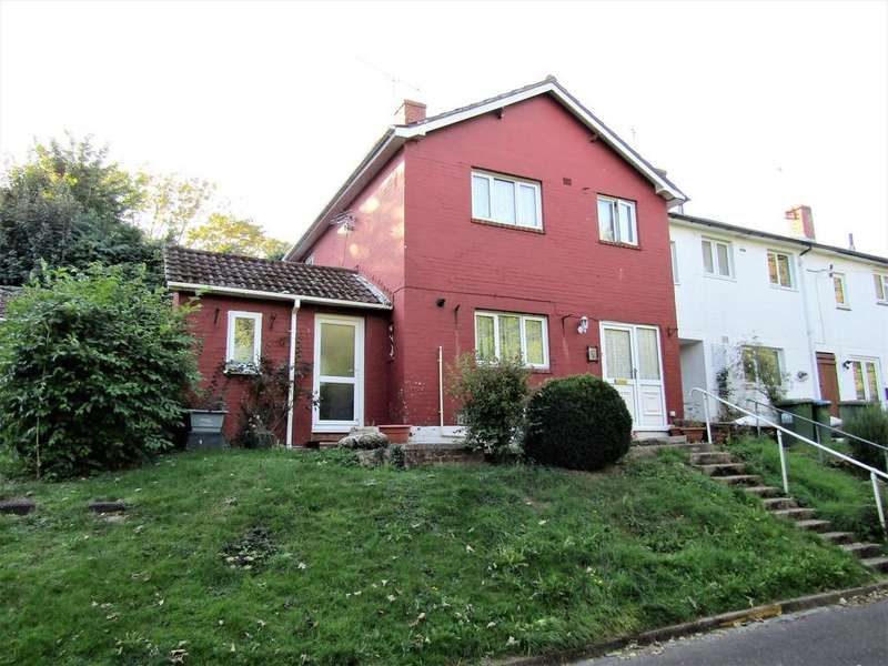 3 Bedrooms Semi Detached House for sale in Hardwicke Close, Southampton