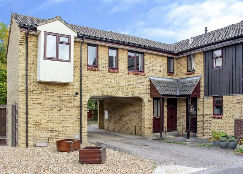 1 Bedroom Apartment Flat for sale in Chisbury Close, Bracknell, Berkshire, RG12