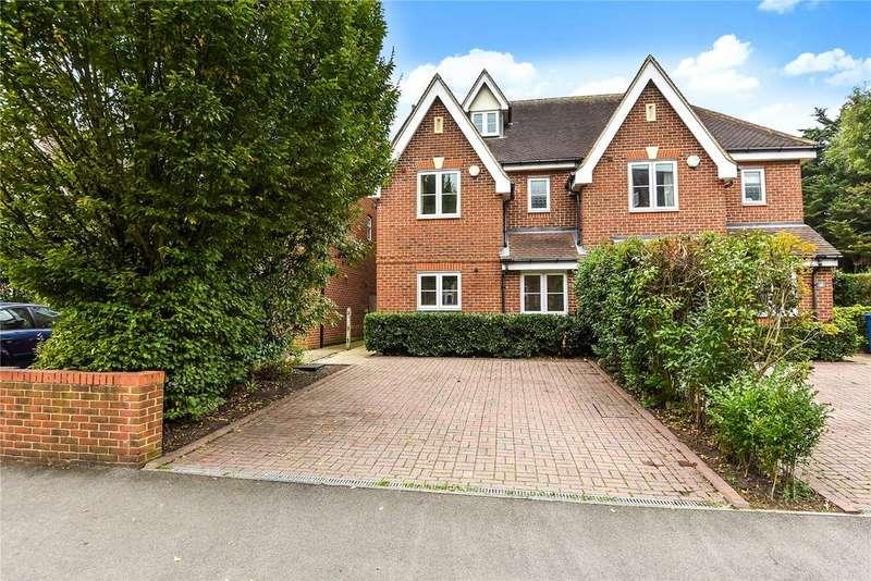 4 Bedrooms Semi Detached House for sale in Hatch Lane, Windsor, Berkshire, SL4