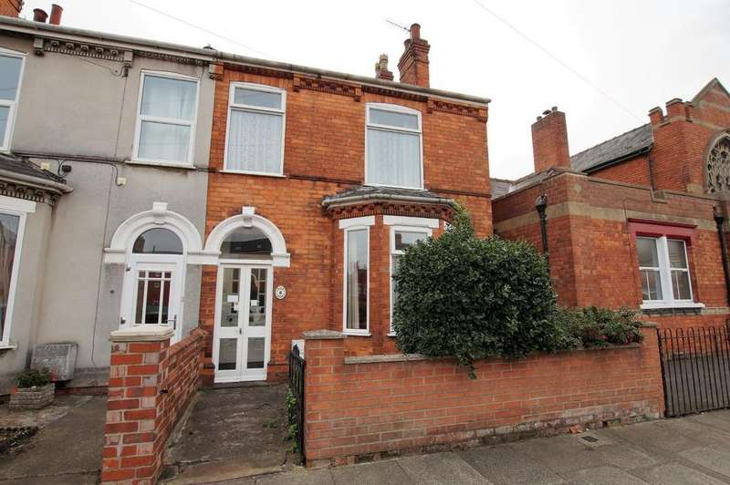 3 Bedrooms End Of Terrace House for sale in Mount Street, Lincoln
