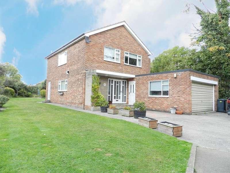 3 Bedrooms Detached House for sale in Otterburn Road, Preston Village