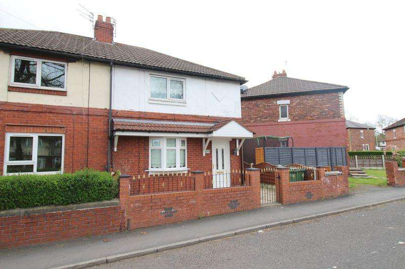 3 Bedrooms Semi Detached House for sale in Reddish Road, Reddish