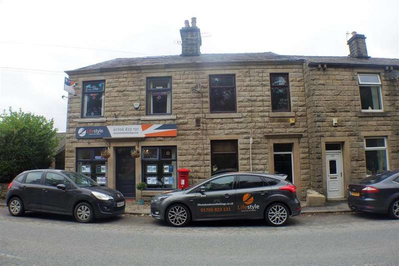 4 Bedrooms Terraced House for sale in Whalley Road, Ramsbottom, Bury