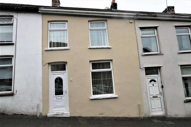 3 Bedrooms Terraced House for sale in Caroline Street, Tonypandy