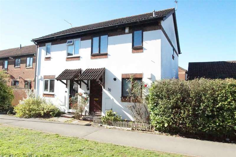 2 Bedrooms Semi Detached House for sale in Telford Drive, Cippenham