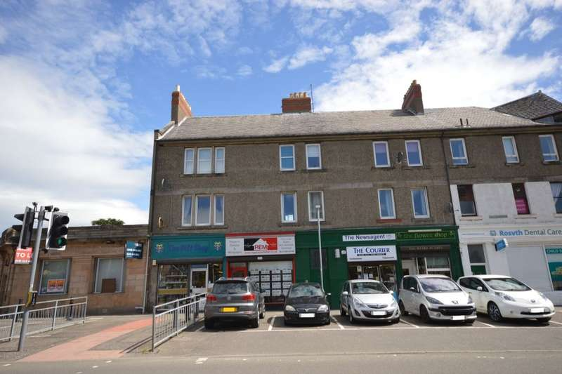 2 Bedrooms Flat for sale in Queensferry Road, Rosyth, Dunfermline, KY11