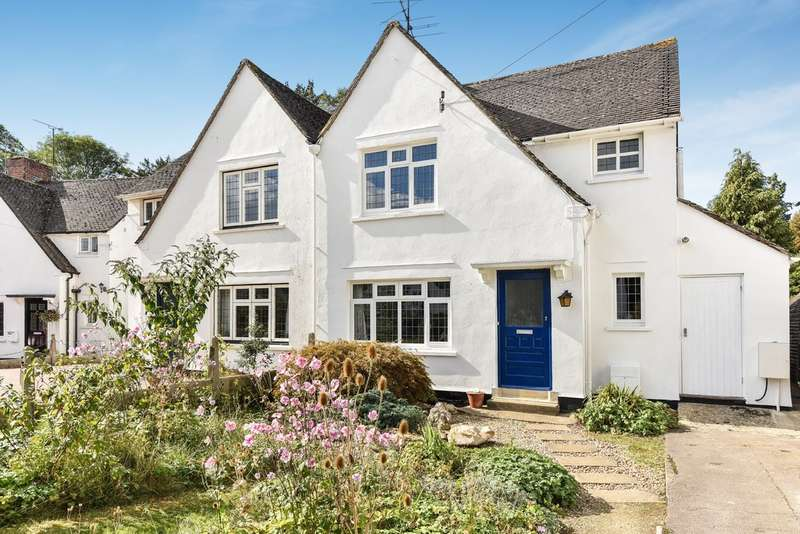 4 Bedrooms Semi Detached House for sale in Chesterton Grove, Cirencester