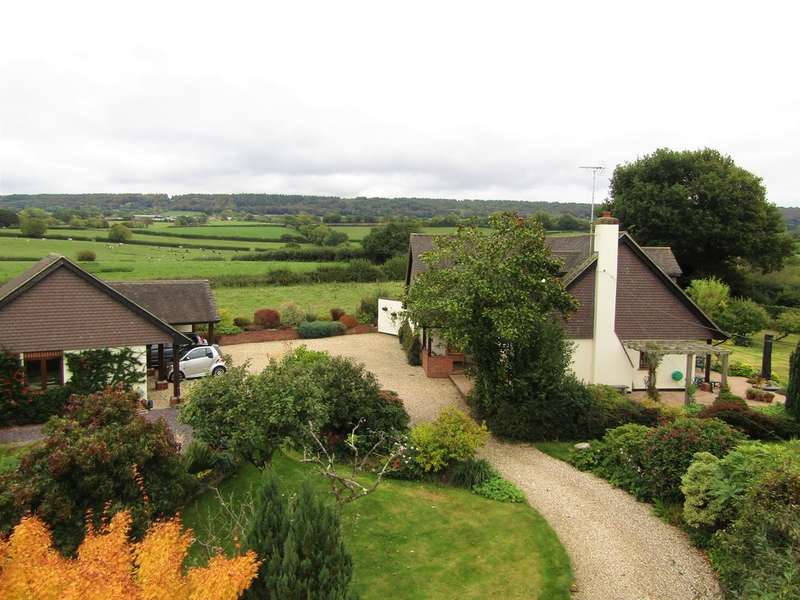 3 Bedrooms Detached House for sale in Gerway Lane, Ottery St Mary