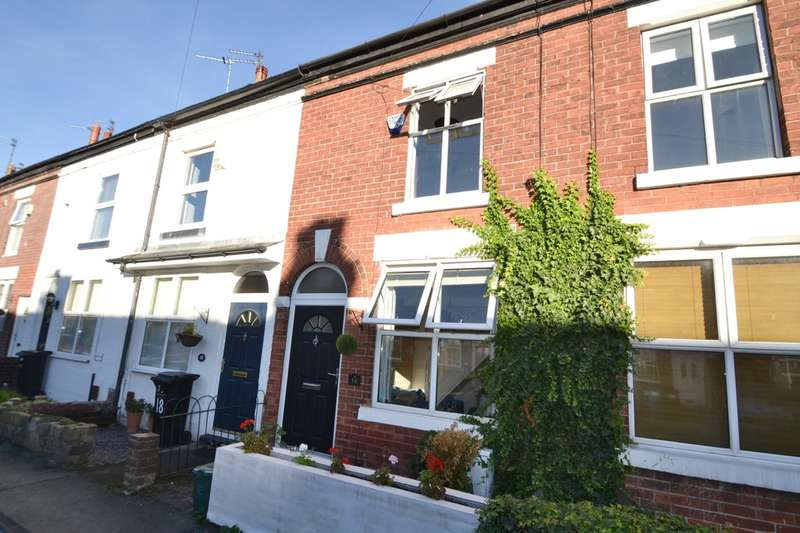2 Bedrooms Terraced House for sale in Jackson Street, Cheadle