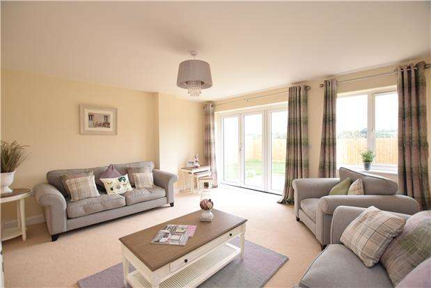 4 Bedrooms Property for sale in Plot 3 Avon Valley Gardens, Bath Road, Keynsham, BRISTOL, BS31 1TF