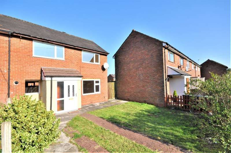 2 Bedrooms End Of Terrace House for sale in Crosby Place, Ingol, Preston, Lancashire, PR2 3XS