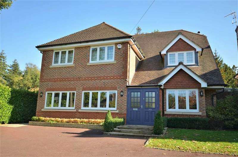 6 Bedrooms Detached House for sale in Old Compton Lane, Farnham