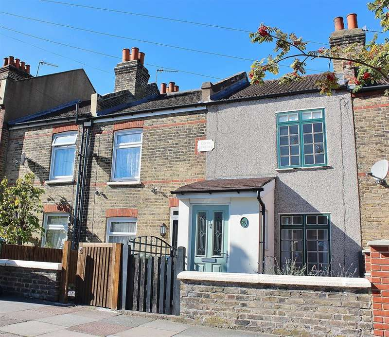2 Bedrooms Terraced House for sale in Bostall Lane, Abbey Wood, London, SE2 0QS