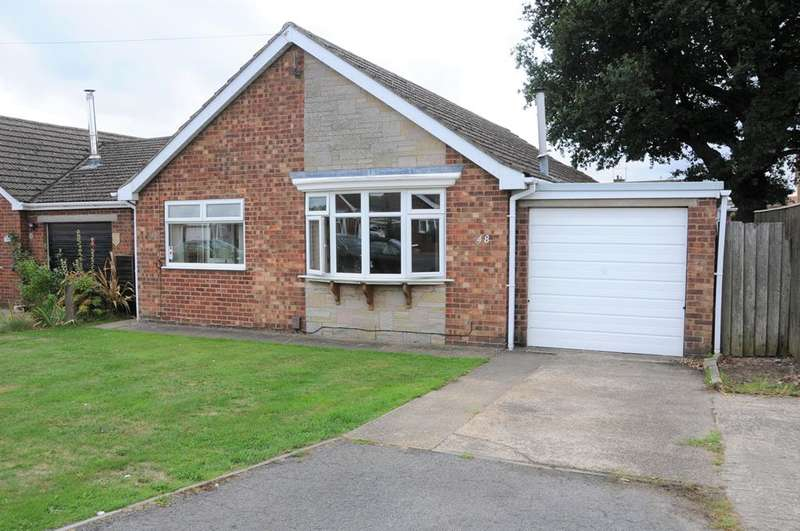 3 Bedrooms Detached House for sale in Jaguar Drive, North Hykeham, Lincoln, LN6 9SE