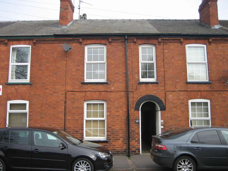 3 Bedrooms Terraced House for sale in Scorer Street, Lincoln,