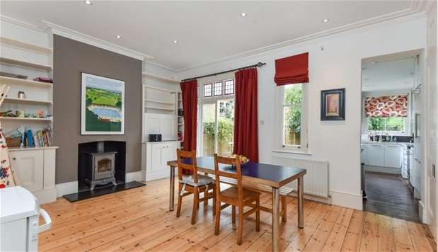 4 Bedrooms End Of Terrace House for sale in Poplar Walk, Herne Hill
