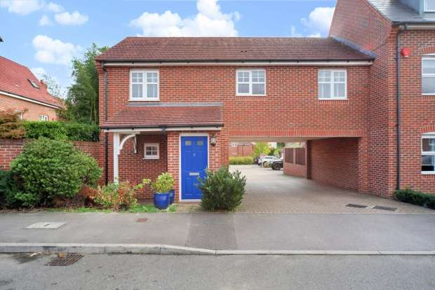 2 Bedrooms Apartment Flat for sale in Pigeon Grove, Bracknell, Berkshire, RG12 8AP