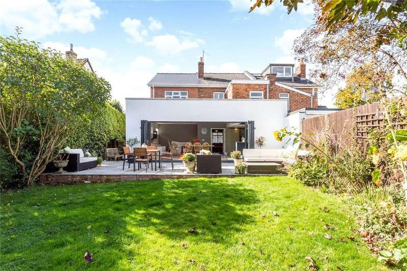 4 Bedrooms Semi Detached House for sale in Cirencester Road, Charlton Kings, Cheltenham, Gloucestershire, GL53