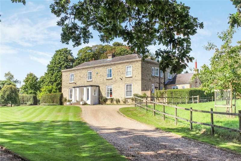 8 Bedrooms Guest House Commercial for sale in Hasketon, Woodbridge, Suffolk, IP13