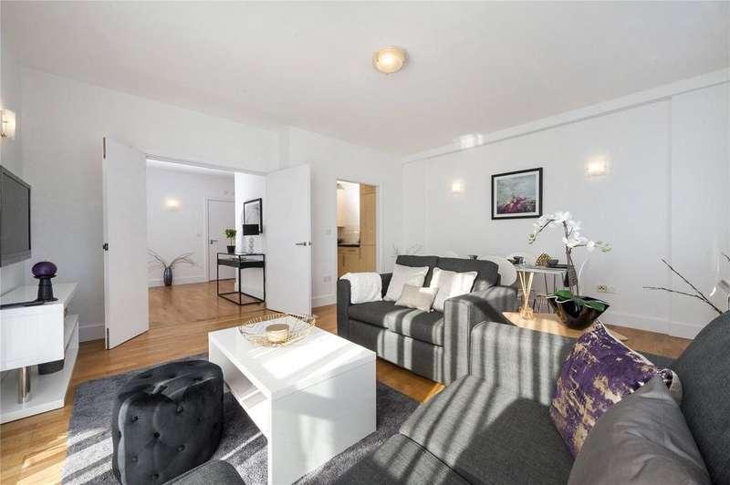 2 Bedrooms Flat for sale in Artichoke Hill, London