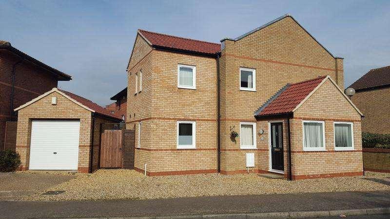 4 Bedrooms Detached House for sale in Redding Grove, Milton Keynes