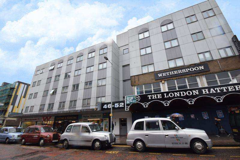 1 Bedroom Flat for sale in 46-52 Park Street, Luton