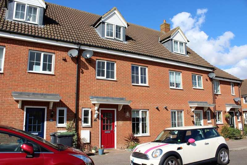 4 Bedrooms Terraced House for sale in St Johns Road, Arlesey, SG15