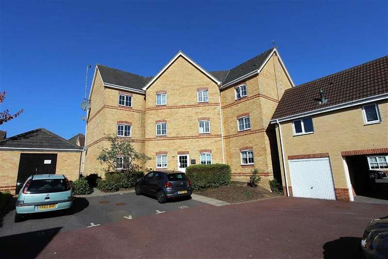 2 Bedrooms Apartment Flat for sale in Goodman Drive, Leighton Buzzard