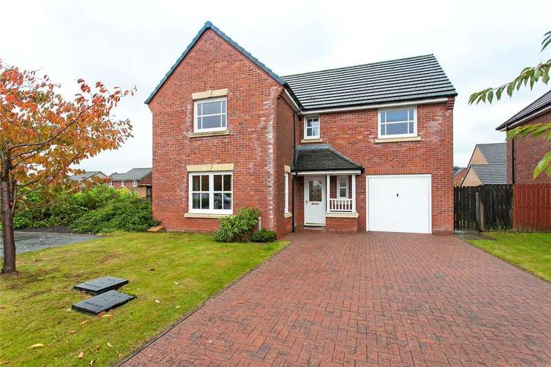 4 Bedrooms Detached House for sale in Parkdale Grove, Parkhouse, Glasgow