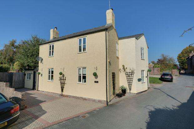 3 Bedrooms Detached House for sale in Church Road, Newnham